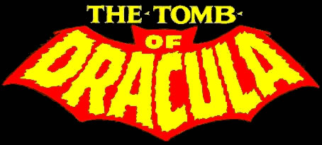Tomb of Dracula Comic Covers
