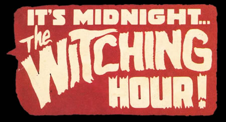 The Witching Hour Comic Covers