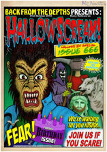 Hallowscream 2014