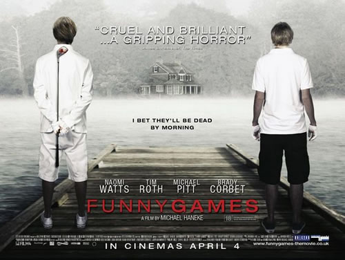 Funny Games US Movie Poster