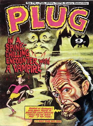 Plug (cover of final issue)