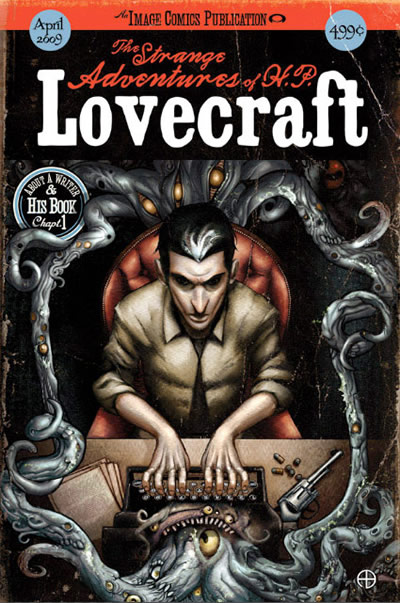 The Strange Adventures of H.P.Lovecraft