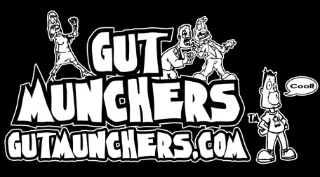 Gutmuchers Zombie Comic