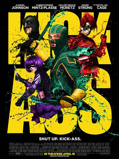 Kick Ass the movie