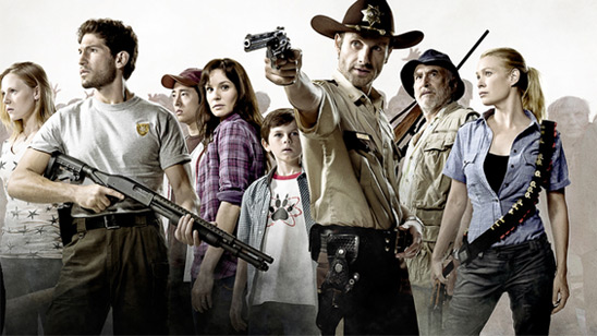 Channel 5 to screen The Walking Dead