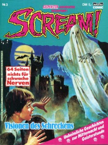German Scream Comic #3