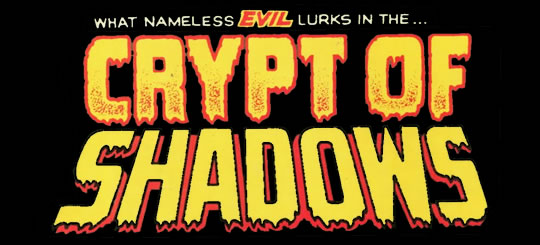Crypt of Shadows Covers