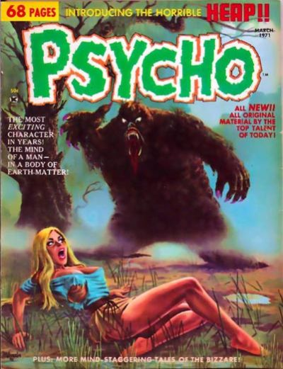 Top 20 Psycho Covers The Theatre Of Terror