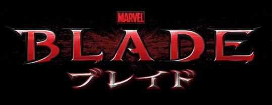 Blade animated series logo
