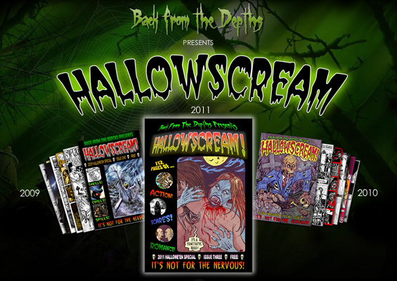 Hallowscream