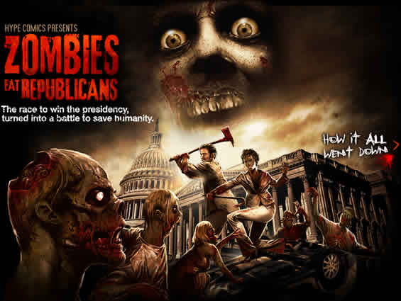 Zombies Eat Republicans