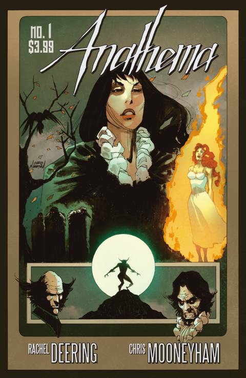 Anathema Issue 1 Cover