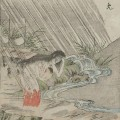 Ubume -- Ghost of woman who died during childbirth